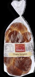 Pão Santa Luzia Chalá Simples Sem Passas 300 g