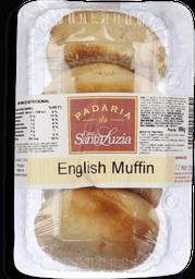 Pão Santa Luzia English Muffin 4 U