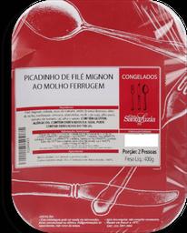 Picadinho Filé Mignon Ferrugem 400 g