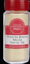 Pimenta Santa Luzia Branca Moída 50 g
