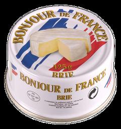 Queijo Brie Francês Bonjour De France 125 g