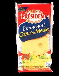 Queijo Président Francês Emmental 220 g