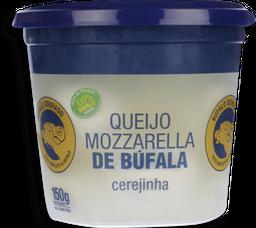 Queijo Mussarela Cerejinha Búfalo Dourado 150 g