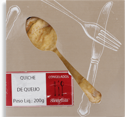 Quiche Queijo 200 g