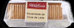 Rocambole Santa Luzia Doce de Leite 350g