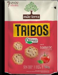Snack Organico Tomate Tribos Mae Terra 50 g