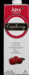 Suco Cranberry Zero Juxx 1 Litro