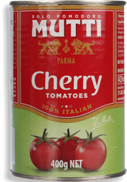 Tomate Cereja Mutti 400 g
