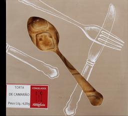 Torta Camarão 620 g