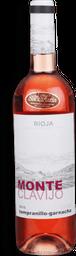 Vinho Monte Clavijo Tempranillo Garnacha Rosé 750 mL