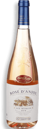 Vinho Rosé D'Anjou Les Merles 750 mL