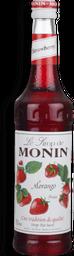 Xarope Monin Morango 700 mL