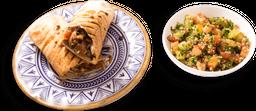 Shawarma De Kafta Ou Frango