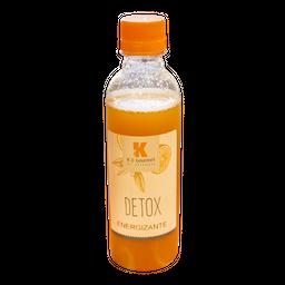 Suco Detox Energizante