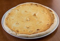 Pizza de Chocolate Branco Crocante - 35cm