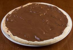 Pizza de Chocolate ao Leite - 35cm