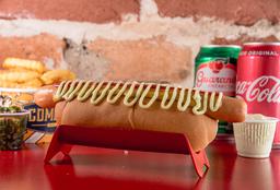 Monte seu American Hot Dog