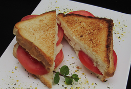Tostex Queijo Branco com Tomate