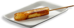 Espeto queijo coalho
