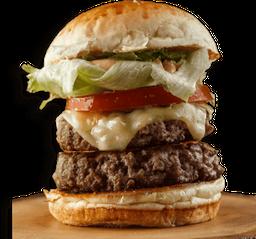 Classic Burger Duplo