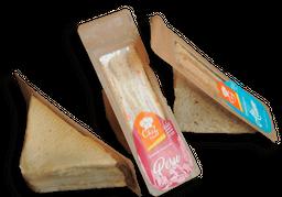 Sanduiche Natural Peito de Peru