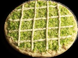 Brócolis com Catupiry na Massa Integral