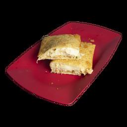 Pastel de Frango com Catupiry