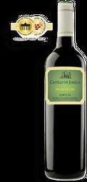 Vinho Castillo de Jumilla Tinto Orgânico 750mL