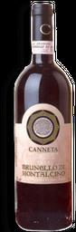 Vinho Brunello di Montalcino DOCG Canneta 750mL