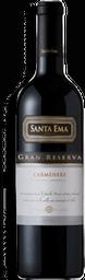 Vinho Santa Ema Gran Reserva Carménère 750mL