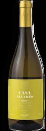 Vinho Casa Alvares Branco DOC Douro 750mL