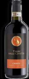 Vinho Chianti Terre delle Civette DOCG 750mL