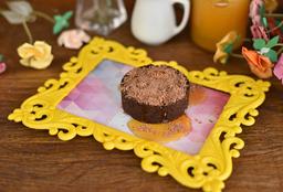 Mini Torta de Chocolate com Caramelo Salgado