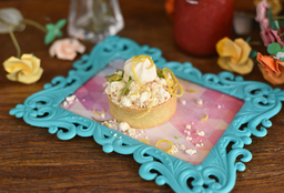 Mini Torta de limão