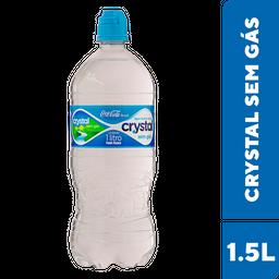 Água Mineral Crystal Sem Gás Sport 1L
