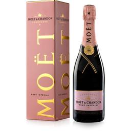 Champagne Moët Rosé Impérial Love 750 mL