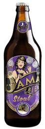 Cerveja Dama Bier Stout 600 mL