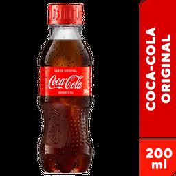 Refrigerante Coca Cola Pet 200ml