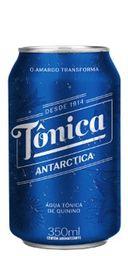 Água Tônica Antártica Lata 350mL