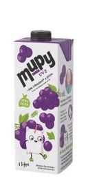 Bebida de Soja Sabor Uva Mupy 1L