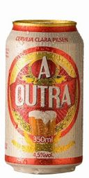 Cerveja A Outra Lata 350 mL