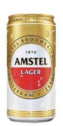 Cerveja Amstel Lata 269 ml