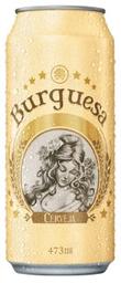 Cerveja Burguesa Lata 473 mL