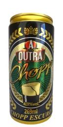Cerveja Chopp Escuro A Outra Lata 269 mL