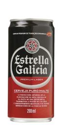 Cerveja Estrella Galicia Lata 269 ml
