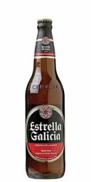 Cerveja Estrella Galicia 500 mL