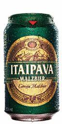 Cerveja Itaipava Malzbier Lata 350 ml