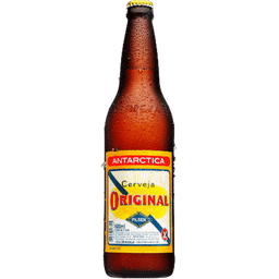 Cerveja Original 600 ml Garrafa