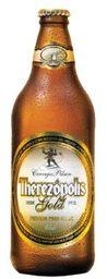 Cerveja Therezópolis Gold 600 ml