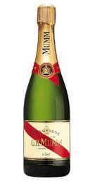 Champagne G.H. Mumm Cordon Rouge Brut 750 mL